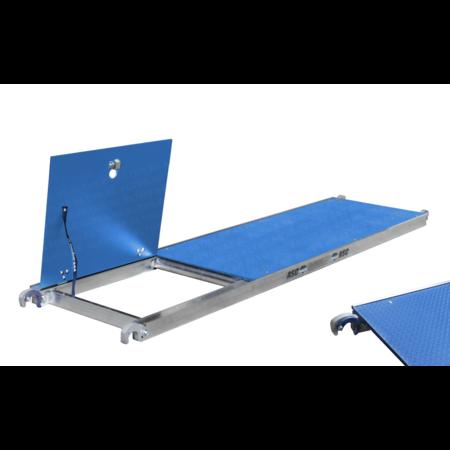 ASC ASC platform 250 met luik carbon deck
