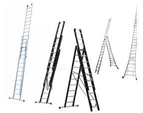 3-delige professionele ladders