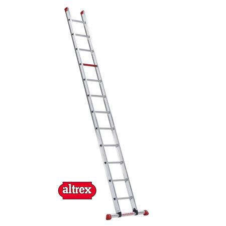 Altrex 3.40m enkele ladder 12 treden recht model ATLAS