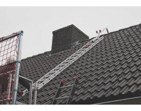 Veilig op het dak