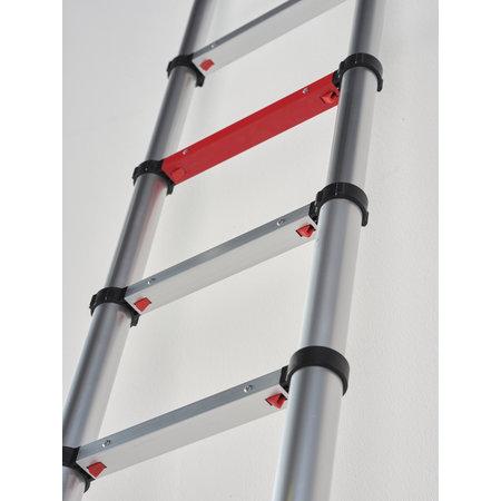 altrex 1.08-3.80m Altrex Hobby telescopische ladder Smart up go 13 treden