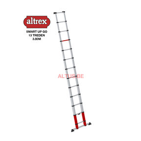 Smart Up Go hobby telescopische ladder 13 treden