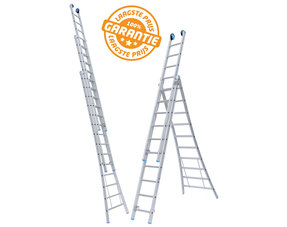 Professional  3-delige ladders