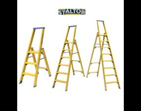 Enkelzijdige trapladder Staltor