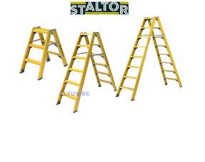 Dubbelzijdige trapladder Staltor