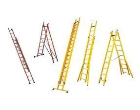 Staltor 2-delige GVK ladders