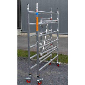RS TOWER 55 kamersteiger 1.35 x 2.45 x 7.80m WH