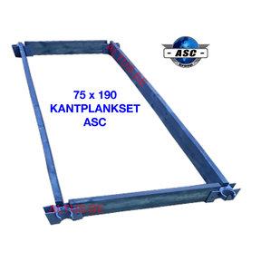 ASC Kantplankset hout 75-190