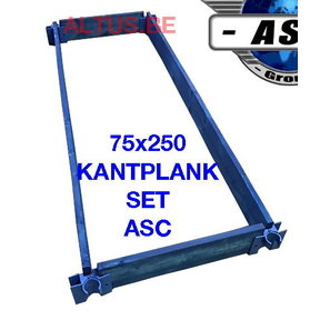 ASC Kantplankset hout 75-250