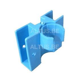 ASC Kantplankhouder blauw