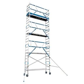 AGS Pro rolsteiger 0,75 x 2,50 x 10,30 WH