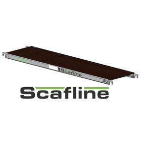Platform 190 met luik Scafline