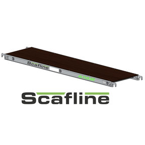 Platform 250 zonder luik Scafline