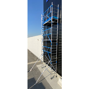 AGS Pro rolsteiger 0,75 x 2,50 x 8,30 WH