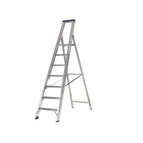 Premium enkele trapladder 7 treden