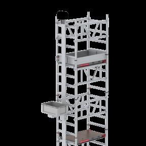 Carrier set voor Shuttle liftsysteem