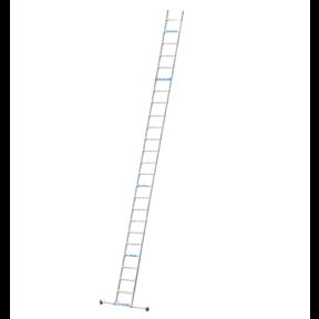 Professionele enkele ladder 24 treden 6.25m