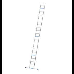 Professionele enkele ladder 20 treden 5.25m