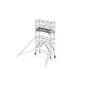 RS Tower 51-S met Safe-Quick 0.75(B) x 2.45(L) x 3.20m vh = 5.20m wh