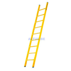 Enkele GVK ladder 9 alu sporten