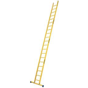 Enkele GVK ladder 20 sporten met stabibalk