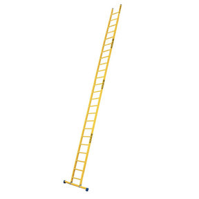 Enkele GVK ladder 24 sporten met stabibalk