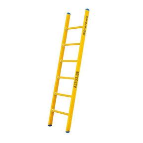 Enkele GVK ladder 6 alu sporten