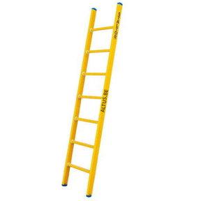 Enkele GVK ladder 7 alu sporten