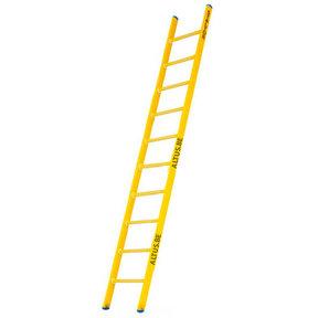 Enkele GVK ladder 10 alu sporten