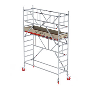 RS TOWER 41-S met Safe-Quick 0.75 x 2.45 x 4.20m WH