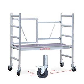 Compact-line 1 Kamersteiger 0.75 x 1.50 x 1.00m
