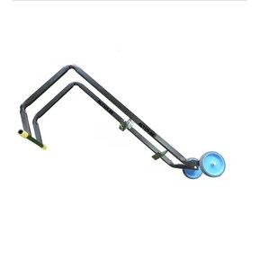 Dakladder easy-fit nokhaak voor solide ladder & dakladder