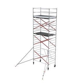 RS TOWER 55 kamersteiger 1.35 x 2.45 x 11.80m WH
