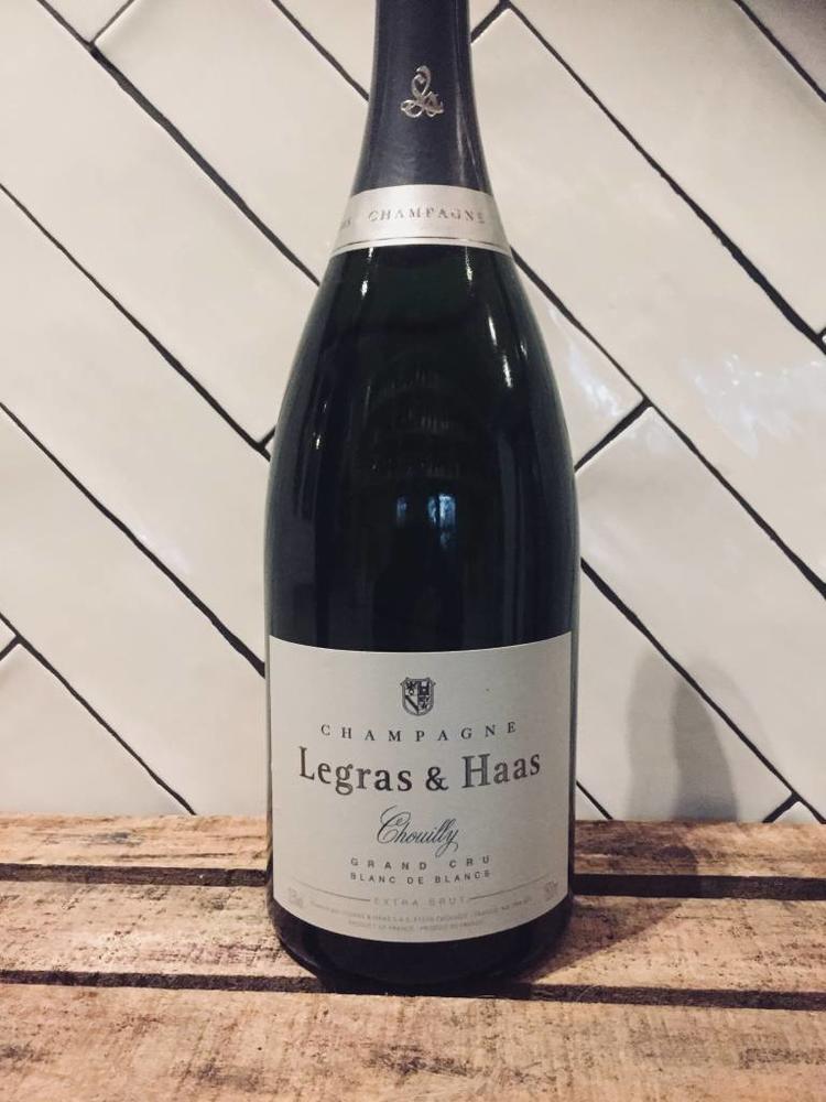 Legras & Haas Grand Cru Blanc de Blancs Magnum