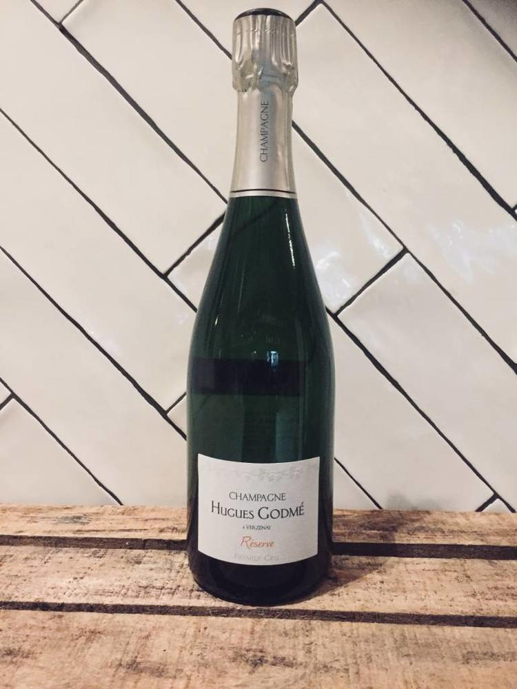 Hugues Godmé Champagne Extra Brut 1er Cru