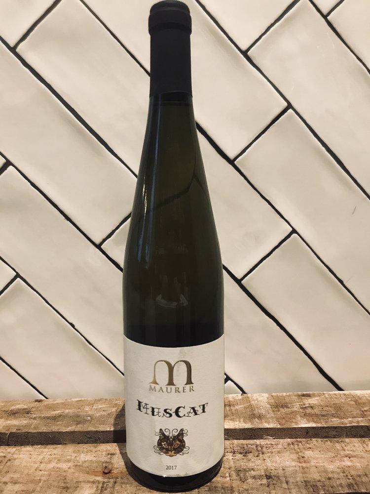 Oskar Maurer Muscat Blanc (Tamajanika)