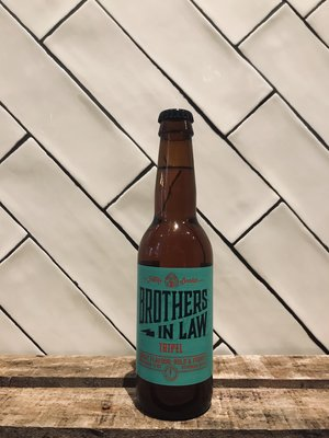 Brothers in Law Brewery Tripel BIL