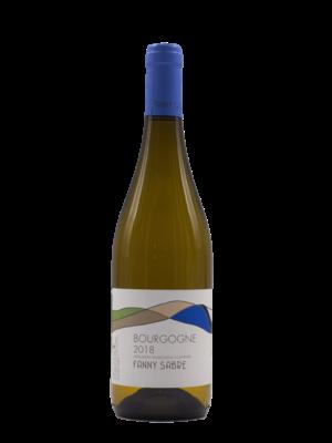 Fanny Sabre Bourgogne Blanc