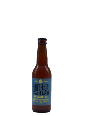Brothers in Law Brewery New England IPA
