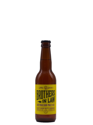Brothers in Law Brewery Australian Pale Ale