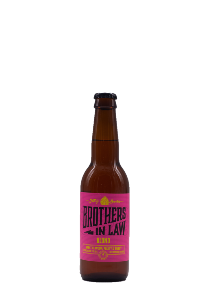 Brothers in Law Brewery Blond