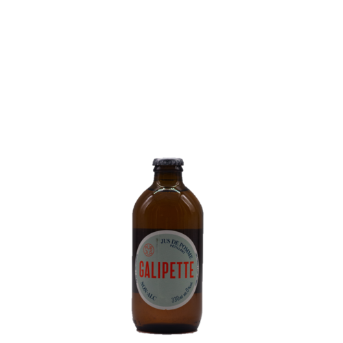 Galipette Jus de Pomme Petillant 0.0%
