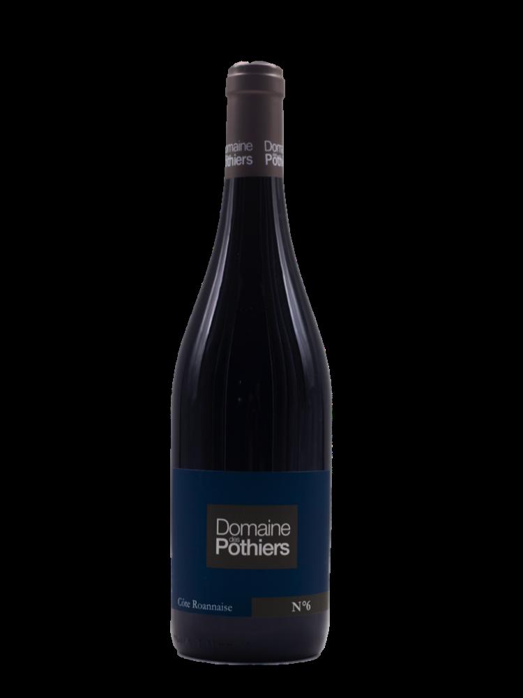 Domaine des Pothiers Côte Roannaise Cuvée No 6