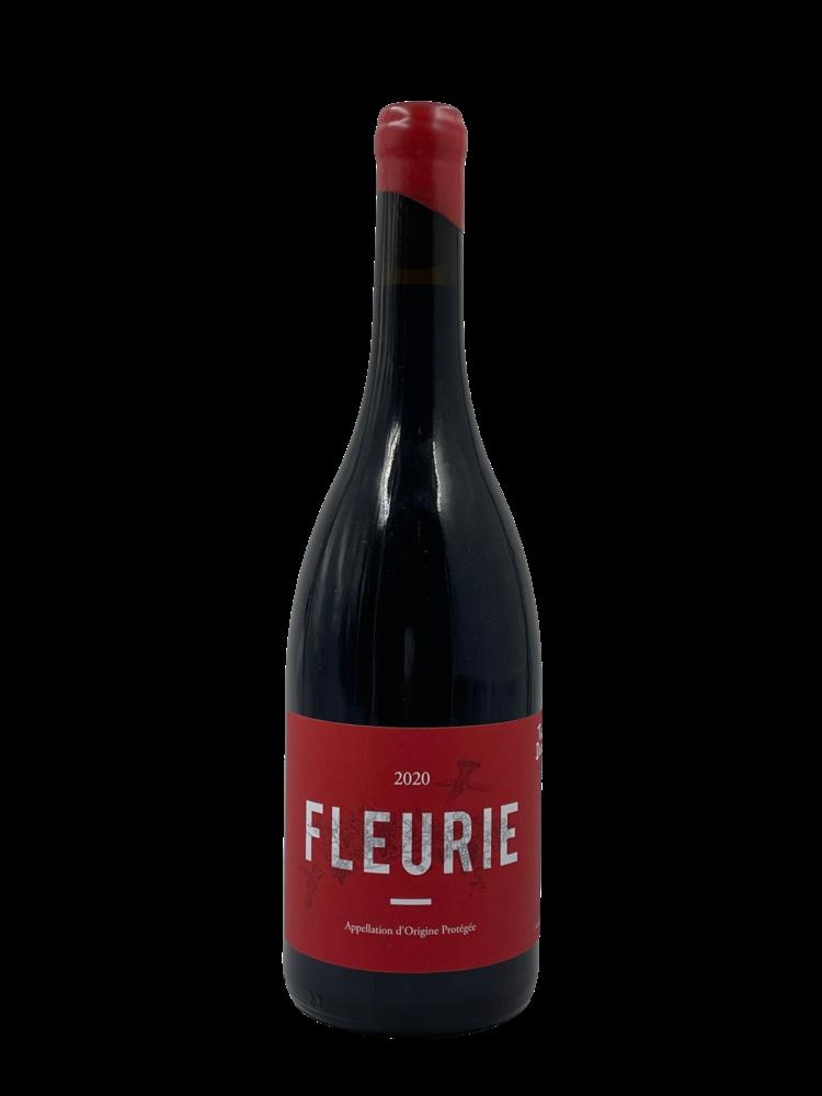 Thibault Ducroux Fleurie
