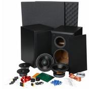 "Dayton Audio BR-1 6-1/2"" 2-Way Bookshelf Monitor Speaker Kit"