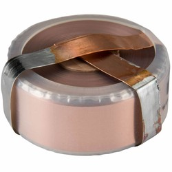 Copper foil coils