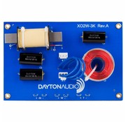 Dayton Audio XO2W-3K 2-Way Speaker Crossover 3,000 Hz