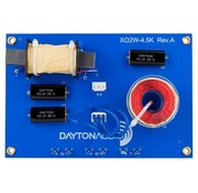 Dayton Audio XO2W-4.5K 2-Way Speaker Crossover 4,500 Hz