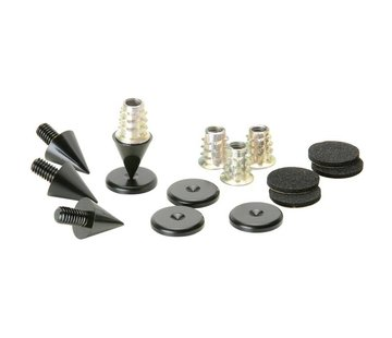 Dayton Audio DSS2 Speaker Spike Set 4 Pcs.