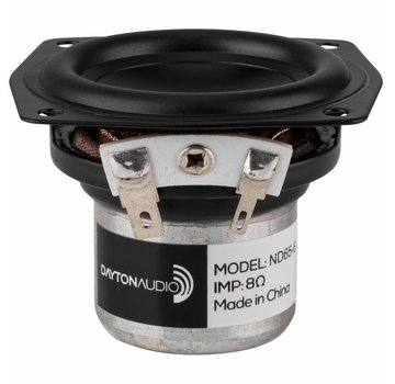 Dayton Audio ND65-8 Full-range Woofer